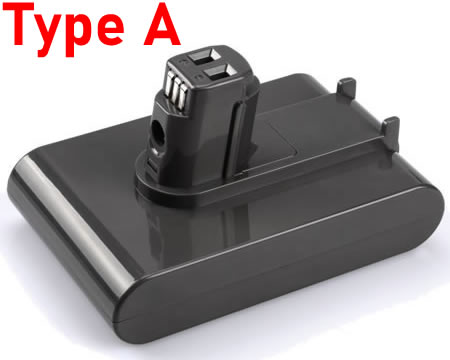Replacement DYSON 17083-09 Power Tool Battery