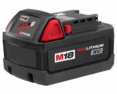 Replacement Milwaukee M18BX Power Tool Battery