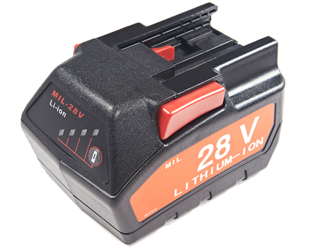 Replacement Milwaukee M28BX Power Tool Battery