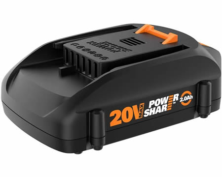 Replacement Worx WU381 Power Tool Battery